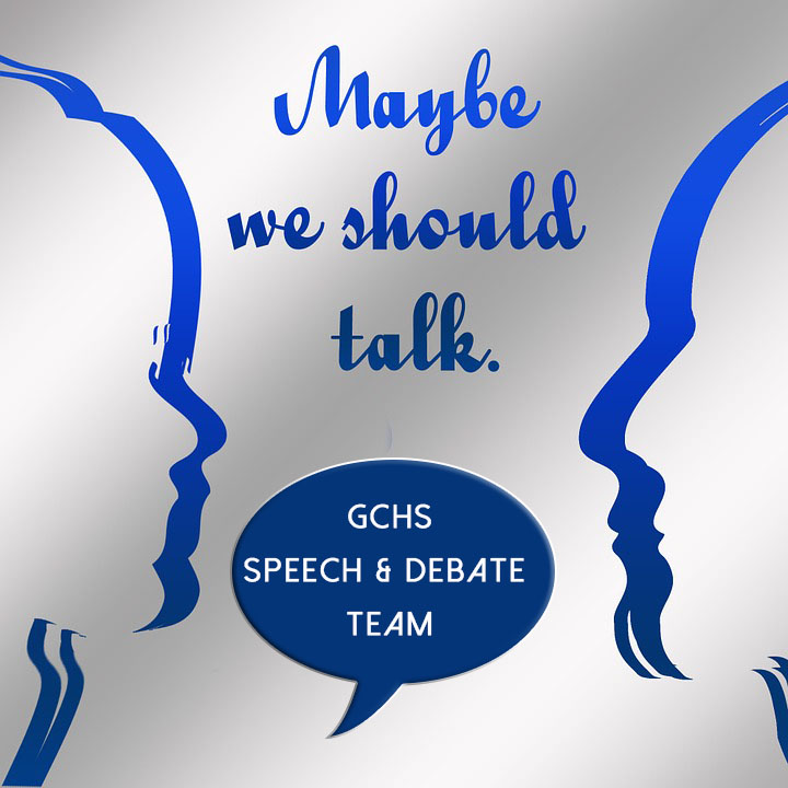 GCHS Speech and Debate Team
