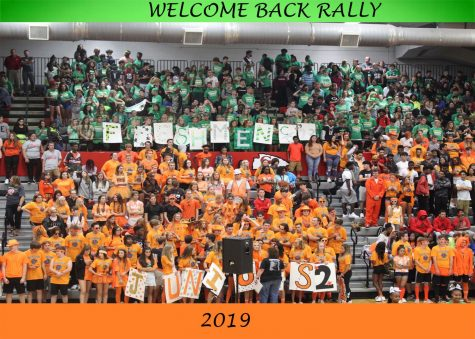Welcome Back Rally 2019 Photos