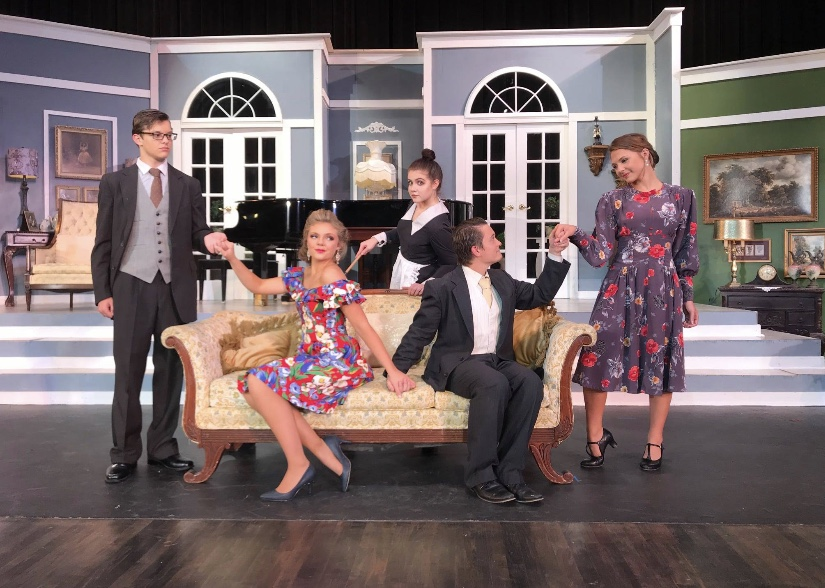 """Private Lies"" cast reflects on Homecoming play"