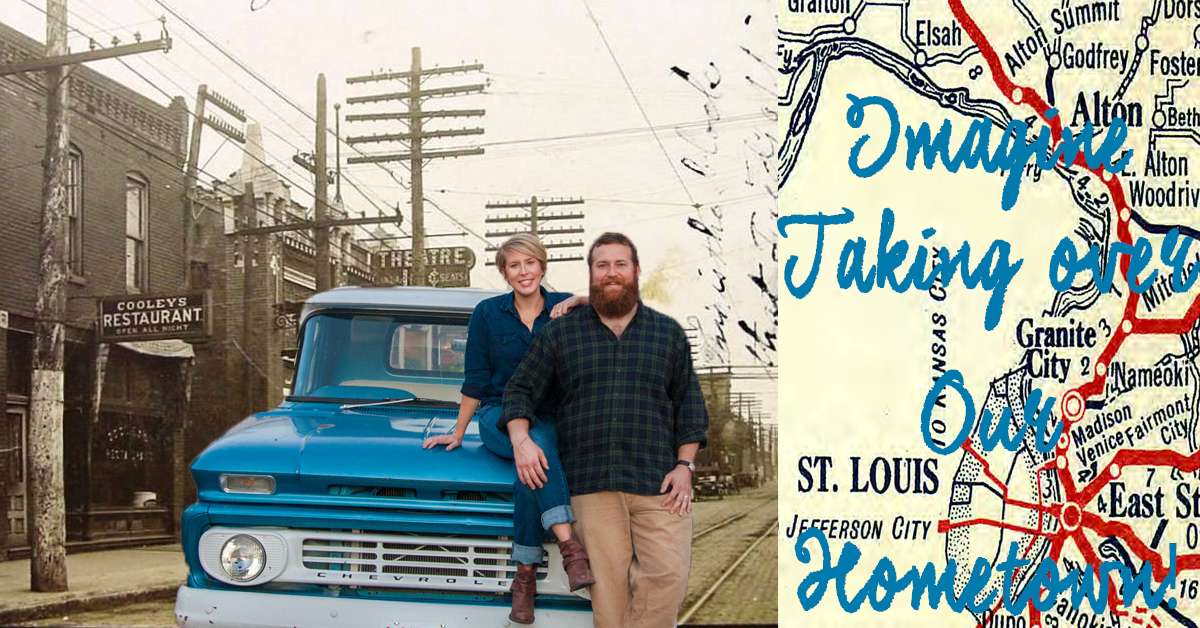 Granite City HGTV hometown takeover submission